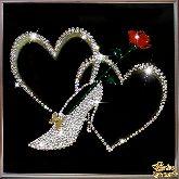 Картина Туфелька для золушки