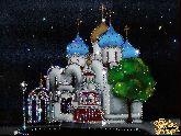 Икона Успенский собор Троице-Сергиевой лавры