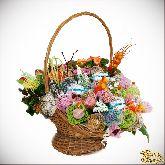 Букет цветов Двенадцать месяцев
