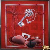 Картина Ключ к сердцу