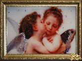 Картина Поцелуй Валентина