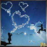 Картина Воздушный поцелуй