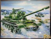 Картина Танк