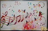 Картина Музыка настроения