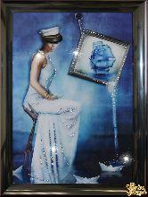 Картина Морская Дама