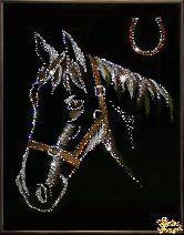 Картина Лошадь и подкова