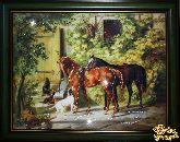 Картина Дом охотника