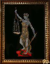 Картина Богиня правосудия Фемида