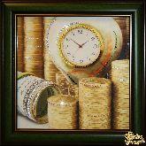 Картина Время деньги 3