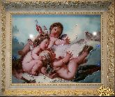 Картина Небесные ангелы