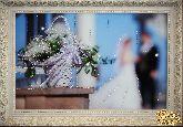 Картина Свадебные цветы
