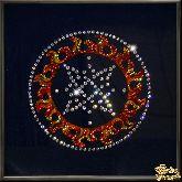Картина Оберег - Квадрат Сварога