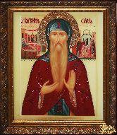 Икона Святой князь Олег