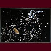 Картина Овечка и козел