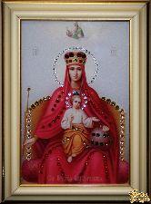 Икона Божией Матери Державная малая