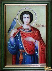 Икона Святой Трифон малая