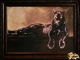 Картина Грация пантеры