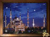 Картина Синяя Мечеть