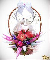 Букет цветов Вдвоем
