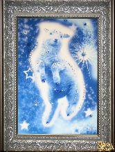 Картина Звездная овечка