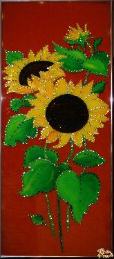 Картина Солнечный подсолнух