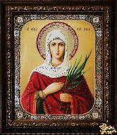 Икона Святая Мученица Татьяна