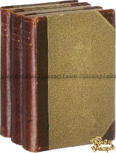 Старинная книга Мутер Р. История живописи в XIX веке