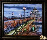 Икона Патриарший мост