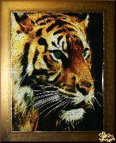 Картина Огненный тигр