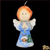 Свеча Новогодний ангелок