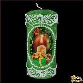 Свеча пенек С новым годом - Подарки