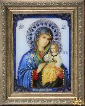 Икона Божией Матери Неувядаемый цвет