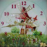 Часы Сказочный мир
