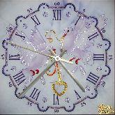 Часы Любовь и голуби