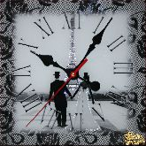 Часы Свадебный Париж