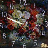 Часы Розы