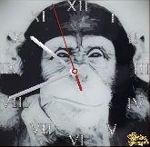 Часы Обезьяна