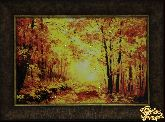 Картина Золотая пора