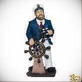Капитан за штурвалом (75см)