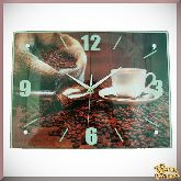 "Часы ""Кофе"" 29х39см"