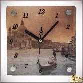 "Часы ""Венеция"" 15х15см"