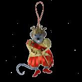 Дизайнерская игрушка Крысиный король в красном