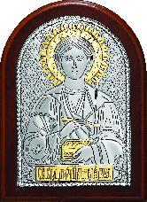 Икона Пантелеимон Целитель, 1 ЮЗ - 41