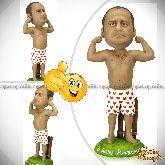 Кукла шарж для мужчины «Сила-силушка»