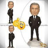 Кукла шарж депутату «Ответственный»