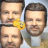 Кукла шарж для мужчины «USB Flash drive 8 gb»