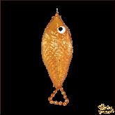 Ёлочная игрушка ручной работы пр-во Чехия Рыба