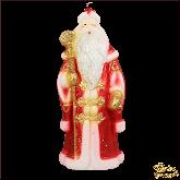 Свеча большая Дед мороз