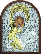 Образ Богородицы Владимирская 4 - ЮЗЛ - 07 19*25