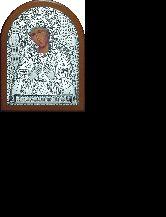 Образ Богородицы Семистрельная 3 - ЮЛ - 19 12*16